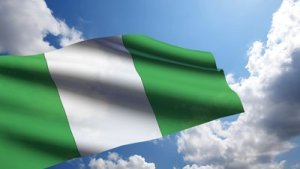 stock-footage-nigeria-flag-animation-with-real-time-lapse-clouds
